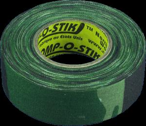Hockey Green Camo printed tape