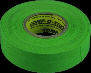 Hockey Neon Green Cloth